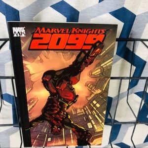 5 for $25| Marvel Knights 2099 (2005) TPB